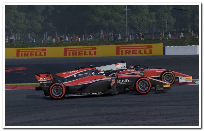 racing | AM's Web Log
